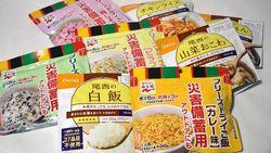 「防災食」のごはんがおいしくなったワケ|亀田製菓、アサヒGHDに続き永谷園も参戦