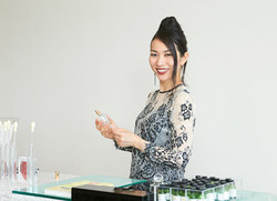 【特集/においと香りと人のからだ】 アロマセラピスト太田奈月さんの 香り術<前編>