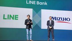 LINEが「銀行参入」で狙うフィンテックの王座|みずほFGとタッグ、2020年にも開業へ