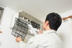 一人暮らしの大掃除!賃貸に備え付けのエアコンの掃除はどうすればいい?