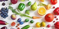 レインボーベジタブル&フルーツで錆びない体を作る!