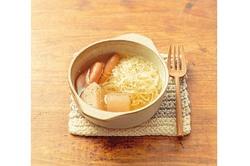 【コンビニ飯レシピ】夜中に食べたい低カロリーポトフ/春雨スープ/豆乳チャウダー
