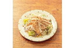 【コンビニ飯レシピ】ヘルシーな深夜飯 かんたんバンバンジー/ひじきと豆腐の具だくさんサラダ
