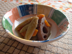 【きょうの健康レシピ】やわらかゴボウのいり煮