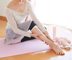 【特集/なんとかしたい!肩こり】 バレエ講師・龍岡玲子さんの美的生活<後編>