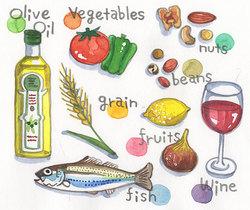 低GI値、アンチエイジング...「地中海食」と「和食」の共通点