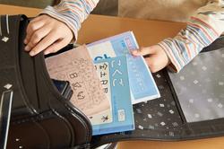 子供の個性や用途に合わせて、忘れ物チェックシートを作ろう!