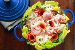 母の日は手作り料理をプレゼント! SNS映えする花束みたいな「ブーケ鍋」の作り方