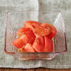 【きょうの健康レシピ】5分で簡単!トマトのナムル