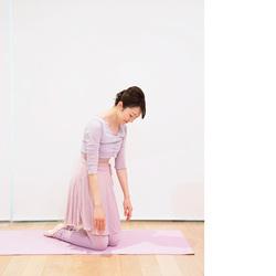 バレリーナストレッチ/美人デコルテ【1分楽トレ】