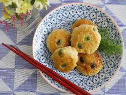 【きょうの健康レシピ】鶏の枝豆肉団子
