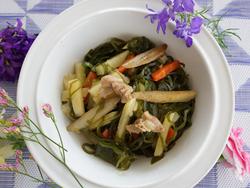 【きょうの健康レシピ】切り昆布の煮物