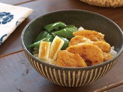 【きょうの健康レシピ】簡単ヘルシー鶏の照り焼き丼