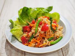 【きょうの健康レシピ】切り干しダイコンのピリ辛サラダ