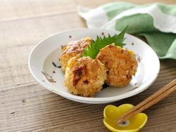 【きょうの健康レシピ】鶏つくねコーンのバターしょうゆ味