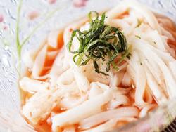 【きょうの健康レシピ】稲庭うどんの梅だれ