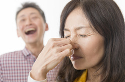 口臭の原因は一つじゃないんです。原因を知ろう