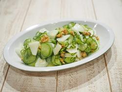 【きょうの健康レシピ】ナシとクルミのサラダ