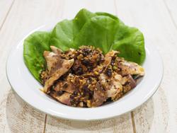 【きょうの健康レシピ】レンジで作るブリのトウチ蒸し
