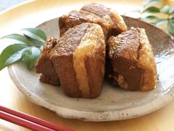 【きょうの健康レシピ】ヘルシー角煮