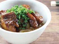 【きょうの健康レシピ】ピリ辛空揚げ丼