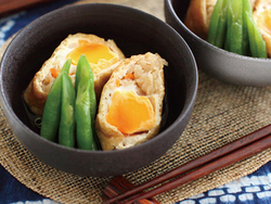 【きょうの健康レシピ】切り干しダイコンと卵の袋煮