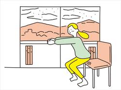 小雪(しょうせつ)/足腰を鍛えて老化対策を