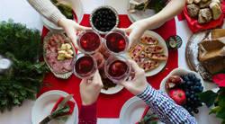 【全部食べても570kcal!】食べてもやせるアドバイス付き!ダイエット中のクリスマスディナーとは?
