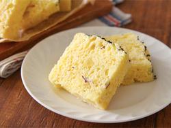 【きょうの健康レシピ】蒸し器いらず レンジでサツマイモ蒸しパン