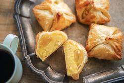 余ったおせち料理を簡単リメイク! 黒豆マフィン&栗きんとんパイのレシピ
