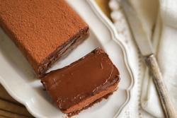 【バレンタイン】濃厚すぎて危険かも!?とろける大人味の「金塊チョコケーキ」の作り方