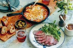 簡単なのに華やか。ホームパーティーに役立つ!手軽なインスタ映えレシピ