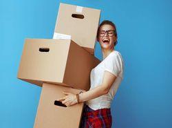 引っ越しの荷造りがみるみる楽に!順番や梱包、100均便利グッズを紹介