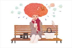 【特集/ブレインヘルスの最新事情】 何だっけ? ...そのもの忘れは「脳疲労」です!