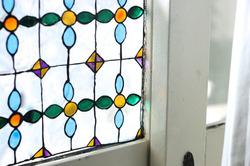 【賃貸DIY】100均のガラス絵の具で窓や小物をオシャレにデコレーション&アレンジ