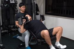 分厚い胸板を手に入れろ! パーソナルトレーニング体験記「胸トレ編」(2)