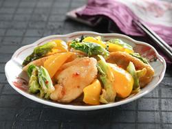 【きょうの健康レシピ】鶏むね肉と春キャベツの豆板醤いため…フレイル予防にもおすすめ