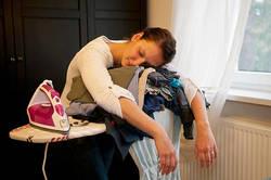 コロナ自粛でストレスが最も増加した職種は?
