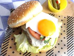 【きょうの健康レシピ】ハンバーガー…ふっくらジューシーでおいしい!