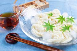【夏の定番メニュー】そうめんをダイエット中に取り入れる方法