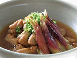 【きょうの健康レシピ】ミョウガと鶏肉のうま煮…肩こり予防(2)