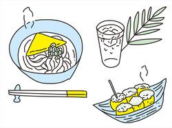 夏至(げし)/気力の衰えは旬の食で養生を