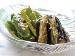 【きょうの健康レシピ】ピーマンとナスのいため煮…肩こり予防(4)