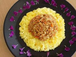 【きょうの健康レシピ】サフランライスとお豆のキーマカレー…食欲そそる香り