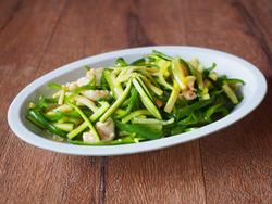 【きょうの健康レシピ】ズッキーニと鶏むね肉の塩いため…みずみずしい食感を楽しむ