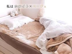 いい夢見れそう…誰でも可愛くできるベッドルームコーディネートのポイント