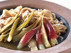 【きょうの健康レシピ】ミョウガとオクラと豚肉の甘酢いため…夏を意識したダイエット(3)