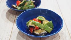 【きょうの健康レシピ】夏野菜の酢みそあえ…色鮮やかな旬を