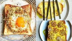トーストをアヒージョとして味わう厳選レシピ|レンコンやチーズを使って華やかに美味しく