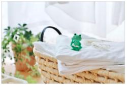 【ランドリースペースの収納術】雑多な小物もスッキリさせて見た目も清潔感もアップ!